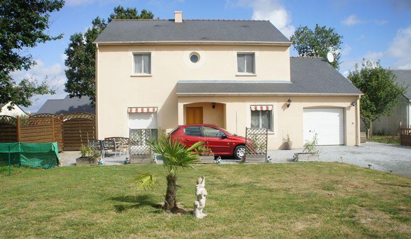 Maison à vendre à Mouzeil
