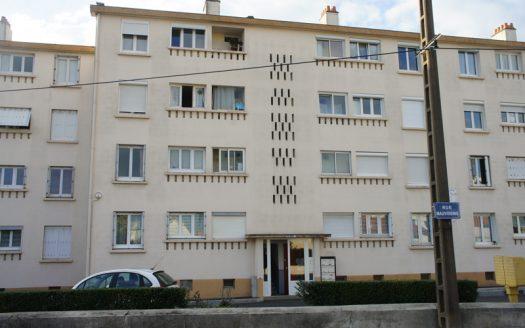 Appartement 62m2 - immeuble - Nantes