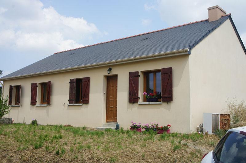Petite maison avec son jardin pr s d ancenis avocatransac vente aux ench res de biens - Maison jardin a vendre aylmer colombes ...