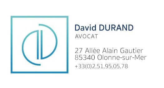 David DURAND Avocat