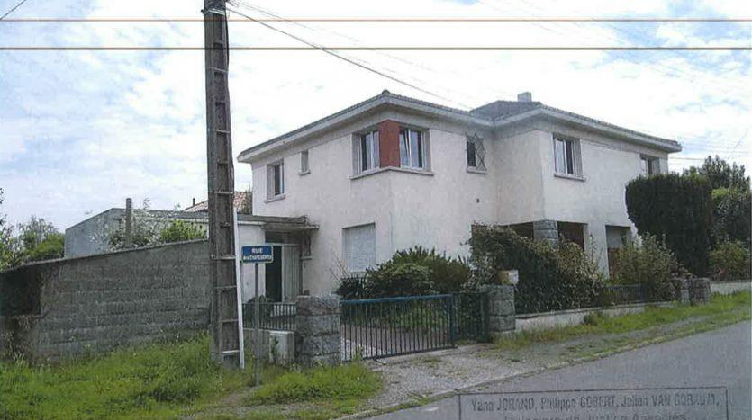 Maison en vente à St Julien de Concelles