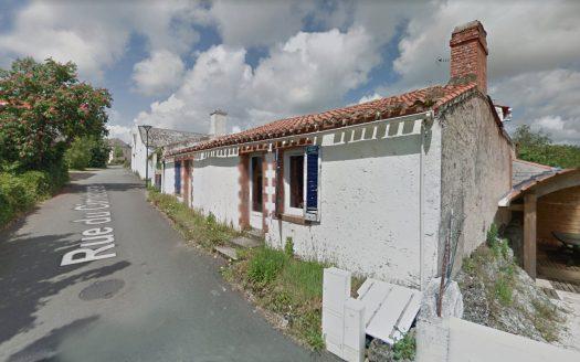 Maison en vente judiciaire - commune de Landevieille