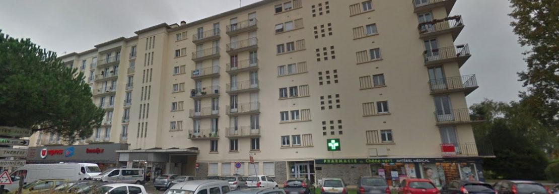 appartement en vente judiciaire à St Herblain