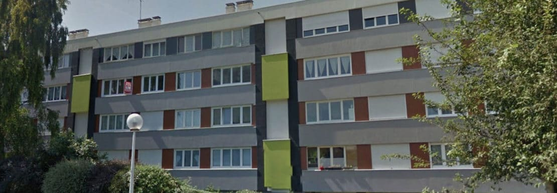 Appartement 2 chambres cave & parking à Nantes