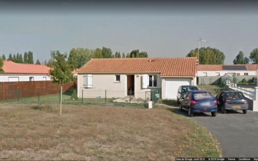 Maison en vente judiciaire sur la commune de Leger