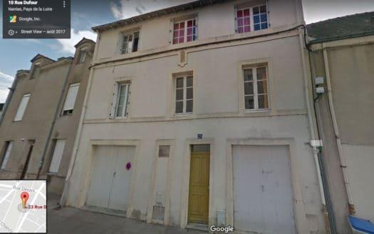 appartement à Nantes 44000