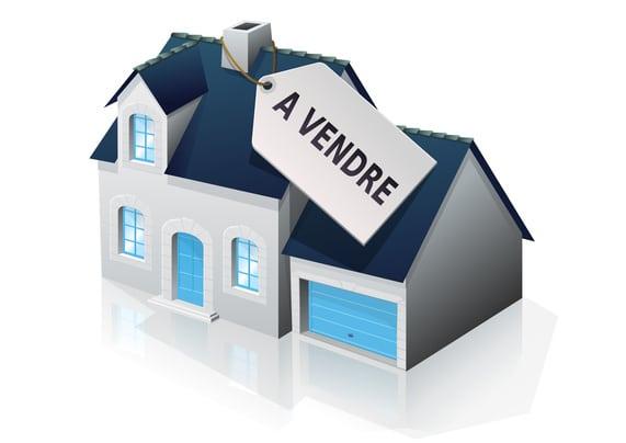 Vente à l'amiable de biens immobiliers