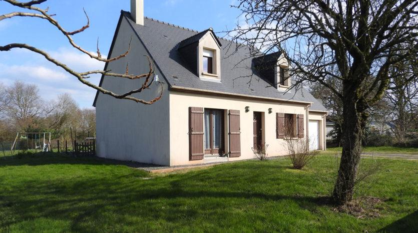 Vente judiciaire d'une maison à Loireauxence