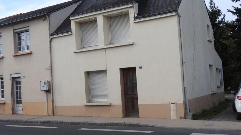 maison d'habitation - commune de Dreffeac