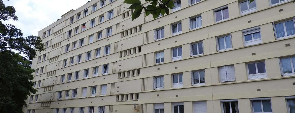 Appartement 3 chambres en vente judiciaire