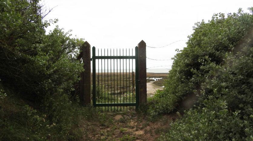 maison vue et accès direct sur mer
