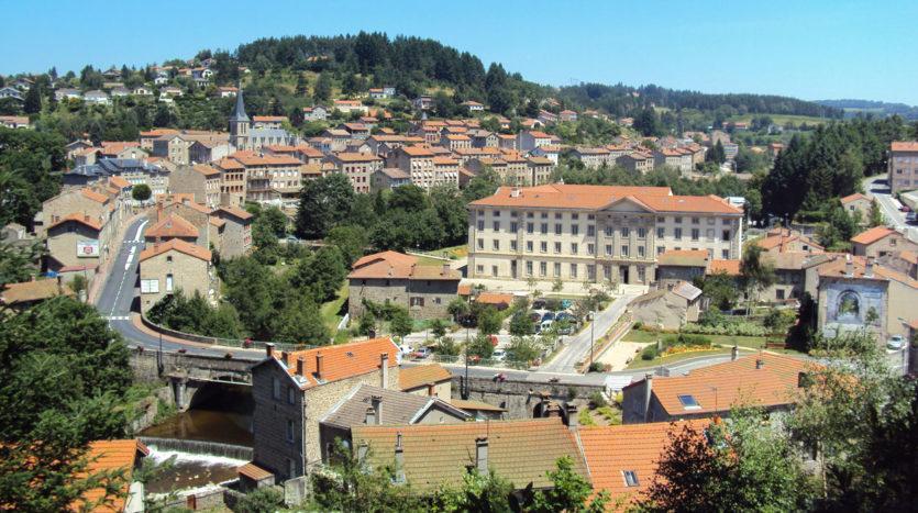 La Séauve-sur-Semene ancienne Abbaye Cistercienne