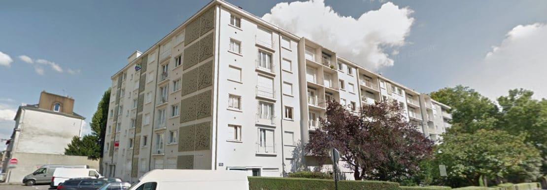 Appartement 40m2 en vente judiciaire Nantes