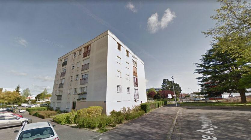 Appartement de 63m2 dans un immeuble