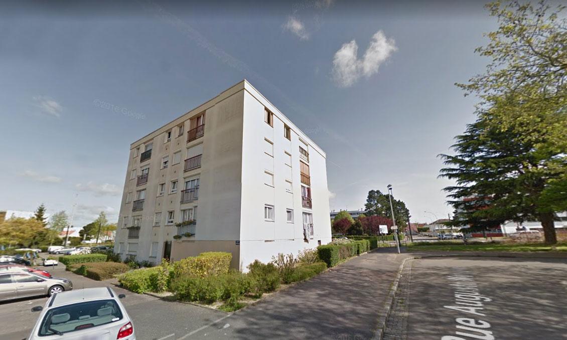 appartement 64m 2 chambres cave parking nantes vente judiciaire avocatransac vente aux. Black Bedroom Furniture Sets. Home Design Ideas