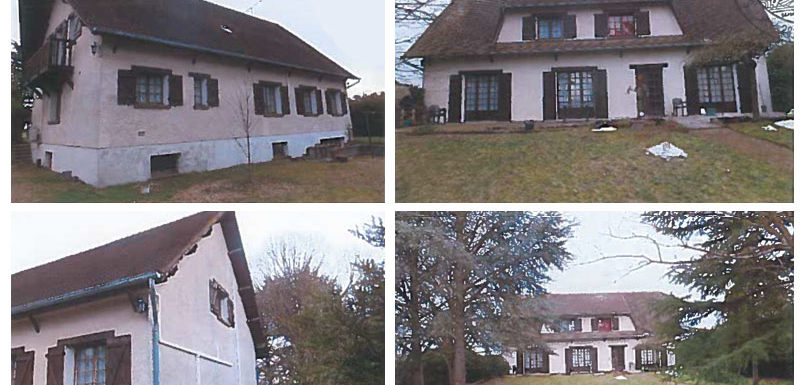 grande maison 5 chambres à Sorel-Moussel